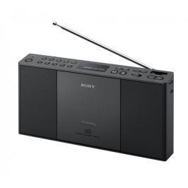 SONY radioodtwarzacz ZSPE60, czarny