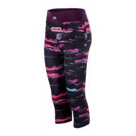 ELBRUS Spodnie Ahore Wo'S Brush Print/Potent Purple S