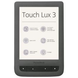 PocketBook czytnik e-booków Touch Lux 3 szary