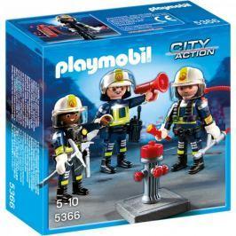 Playmobil Grupa strażaków 5366