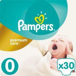 Pampers Pieluchy Premium Care 0 Newborn (do 2,5kg) - 30 szt.