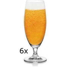 Tescoma zestaw kieliszków do piwa CREMA 300 ml, 6 szt.
