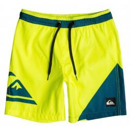 Quiksilver spodenki New wave youth 15 B Safety Yellow S/10