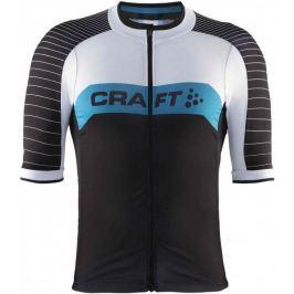 Craft koszulka rowerowa Gran Fondo black/green L