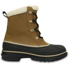 Crocs Śniegowce AllCast II Boot M Wheat/Black 42-43 (M9)