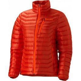 Marmot kurtka puchowa Wm's Quasar Jacket Coral Sunset L
