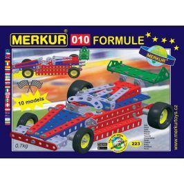 Merkur 011 Motorcycle modele 230 el. Modele RC Kit, 010