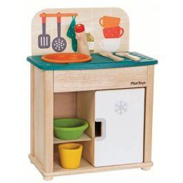 Plan Toys Drewniany zlewozmywak i lodówka