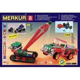Merkur Modele RC Kit, Model 8130, 1405 el.