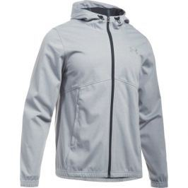 Under Armour bluza Spring Swacket FZ True Gray Heather Black Silver