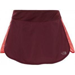 The North Face spódniczka sportowa W Better Than Naked Long Haul Skirt Deep garnet red/Cayenne Red XS