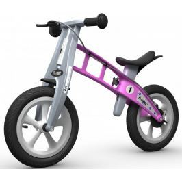 First BIKE rowerek biegowy Street Pink