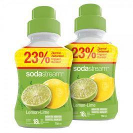 Sodastream Syrop limonka 2x 750 ml