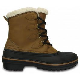Crocs Śniegowce AllCast II Boot W Wheat 37-38 (W7)