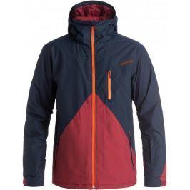Quiksilver Kurtka Mission Colorblock Jacket M Snowjacket Navy Blazer L