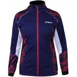 One Way kurtka damska Nirja 2 Women's Softshell Jacket Dark Blue XS