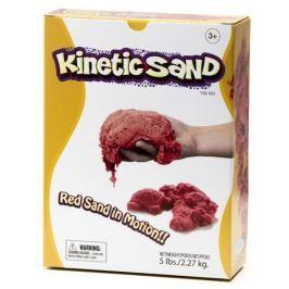 Montessori Kinetyczny piasek 2,3 kg - czerwony