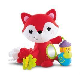 Fisher-Price Lisek z zabawkami CDN56
