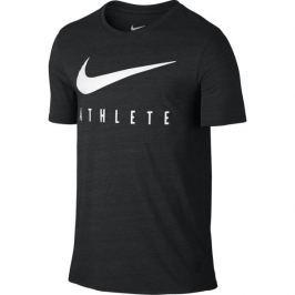 Nike koszulka sportowa DB Mesh Swoosh Athlete Tee 806377 032 L
