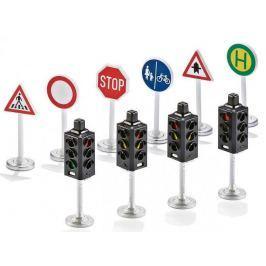 SIKU World - sygnalizacja i znaki drogowe 5597