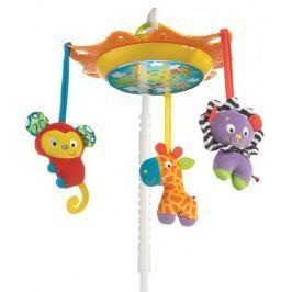 Playgro Świecąca karuzelka z muzyką 3w1
