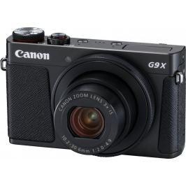 Canon aparat kompaktowy PowerShot G9 X Mark II, Black