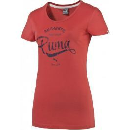 Puma koszulka damskaStyle Personal Best ATHL T cayenne S