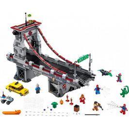 LEGO Super Heroes 76057 Spiderman Pajęczy wojownik