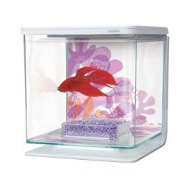Hagen akwarium Betta plast Marina Kit Flower, 2 l