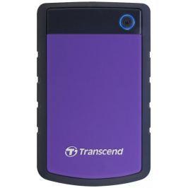 Transcend dysk zewnętrzny StoreJet 25H3P 1000 GB (TS1TSJ25H3P)