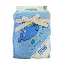 BoboBaby Ręcznik ECO, niebieski