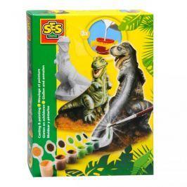 SES Zestaw gipsowy T-rex