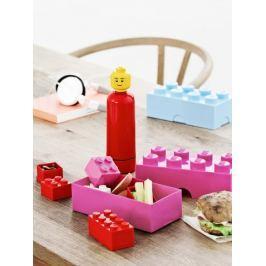 LEGO Pudełko śniadaniowe 10 x 20 x, czerwony
