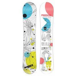 Westige deska snowboardowa Linemaze SDW RC 167w