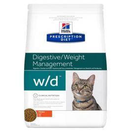 Hill's Prescription Diet w/d Feline, 5 kg
