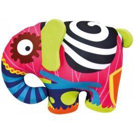 BINO Kolorowy słoń 39x30cm