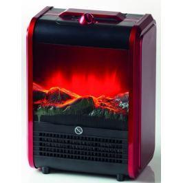 ARDES kominek elektryczny 349 czerwony