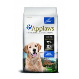 Applaws sucha karma dla psa z kurczakiem 7,5kg