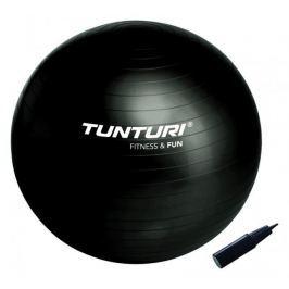 Tunturi Piłka gimnastyczna 65 cm Black