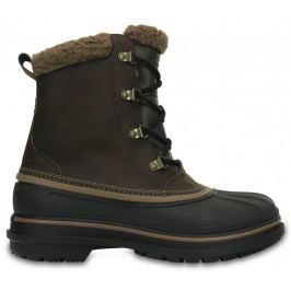 Crocs Śniegowce AllCast II Boot M Espresso/Black 42-43 (M9)