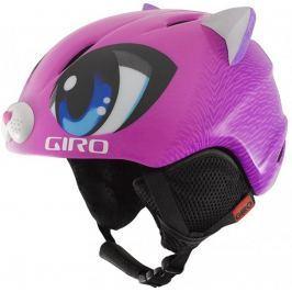 Giro kask narciarski Launch Plus Pink Meow XS (48,5-52 cm)