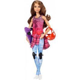 Mattel Barbie Sportowa lalka Skaterka