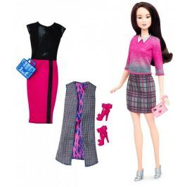 Mattel Barbie Fashionistas lalka i ubranka Chic with a Wink