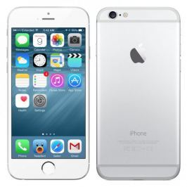 Apple iPhone 6S Plus, 128 GB, srebrny