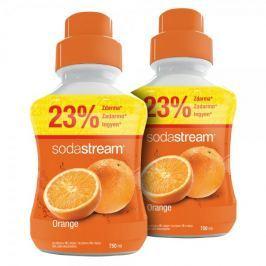 Sodastream Syrop pomarańczowy 2x 750 ml