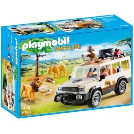 Playmobil Samochód terenowy z wyciągarką 6798