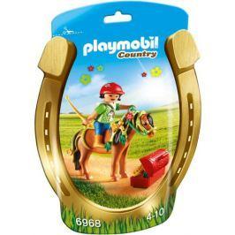 Playmobil Kucyk z ozdobą