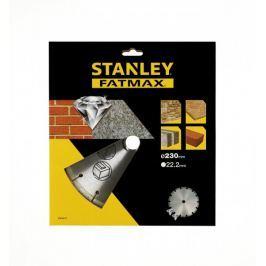 Stanley diamentowa tarcza segmentowa do betonu 230 x 22,2 mm