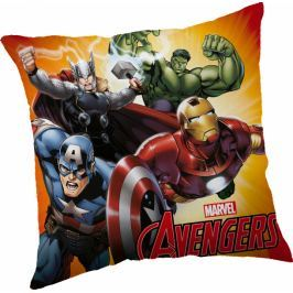 Jerry Fabrics Poduszka Avengers 40x40 cm