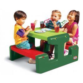 Little Tikes Stolik piknikowy Junior Evergreen